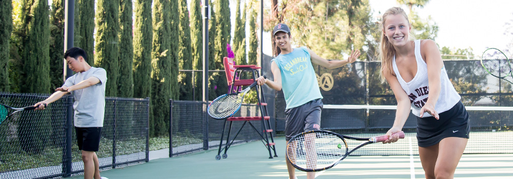 Adult Beginning Tennis