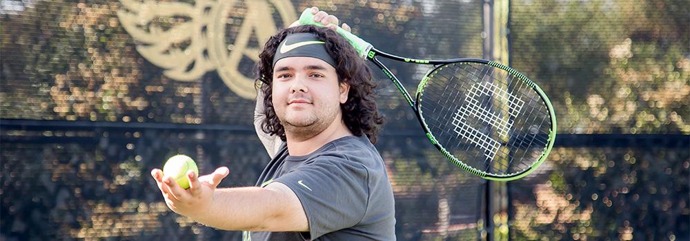 Adult Intermediate Tennis