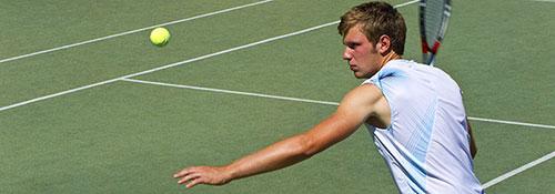 Tennis at Aquaplex