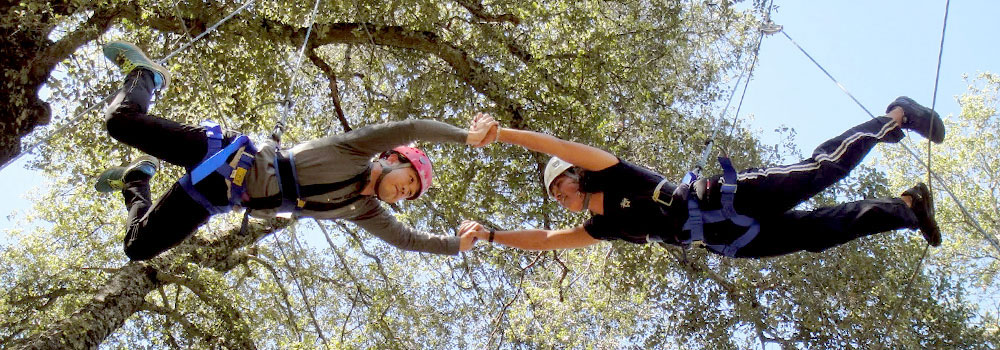 Camp Stevens Adventure Leadership Training I