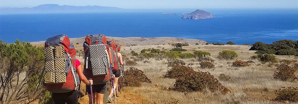 Channel Islands National Park Backpacking