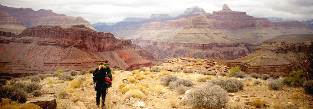 Grand Canyon National Park Backpacking