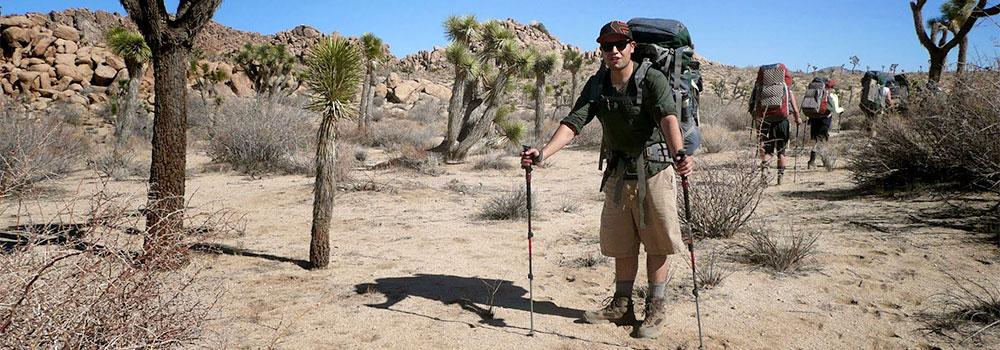 Joshua Tree National Park Backpacking