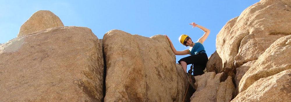 Joshua Tree National Park Beginning Rock Climbing