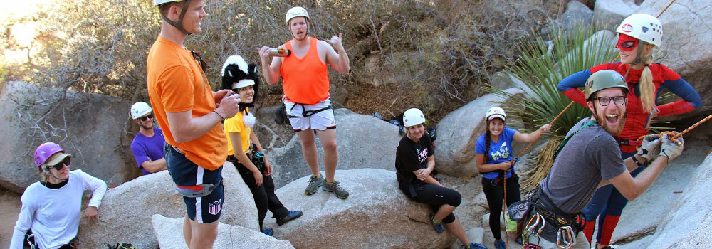 Mission Gorge Intermediate Rock Climbing (ENS ONLY)
