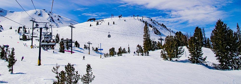Ski / Snowboard / Snowshoe