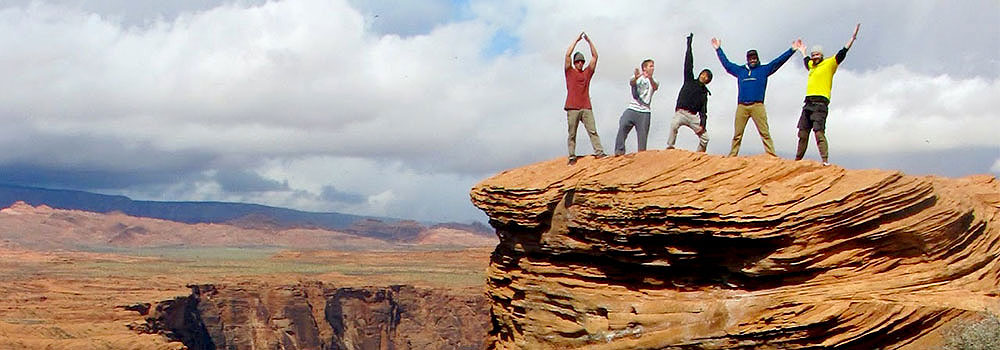 Southwest National Parks Tour Camping & Hiking Exploration