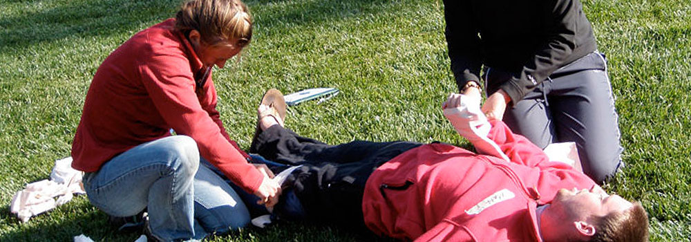 Wilderness First Aid Certification