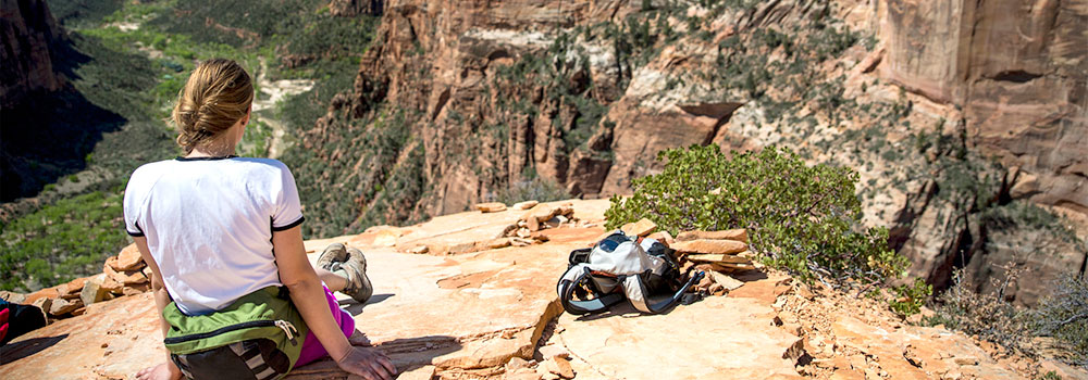 Zion National Park Camping & Hiking Exploration