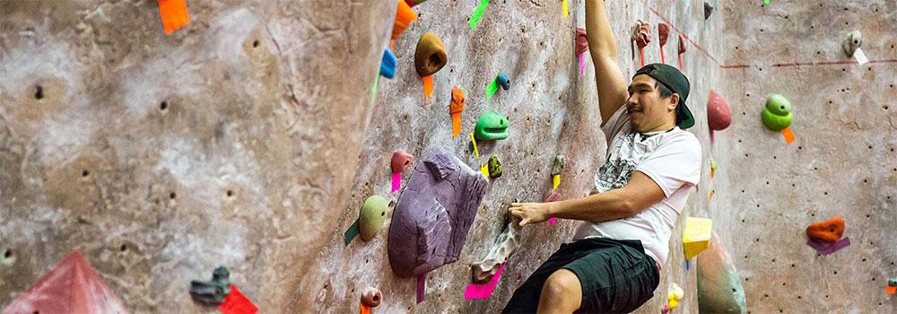 ARC Climbing Wall