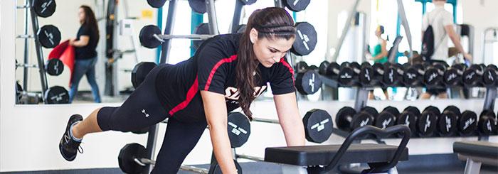 Fitness Training for Women - ENS138
