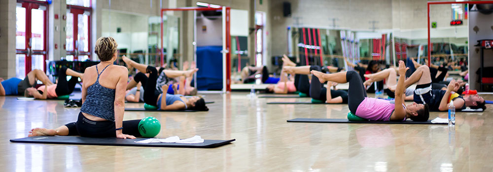 Group Fitness Instructor Training - ENS138