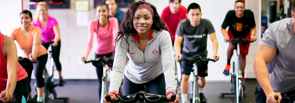 Indoor Cycling - ENS138