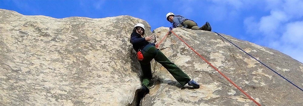 Outdoor - Rock Climbing