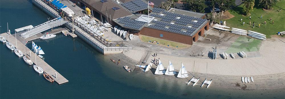 Mission Bay Aquatic Center (MBAC) - OFFC-SDSU Location