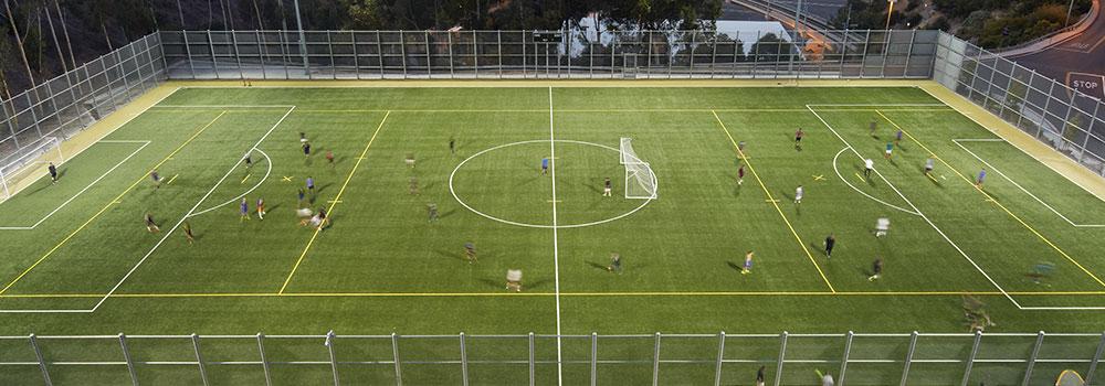 Recreation Field - RECF-103 Location