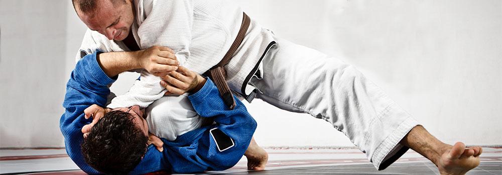 Intermediate Jiu Jitsu - ENS138