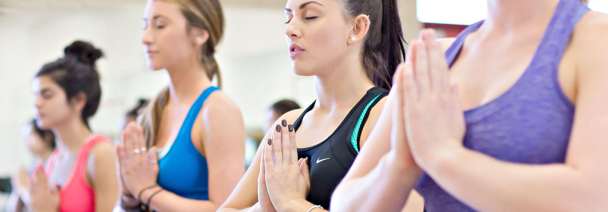 Yoga Inversions - ENS138