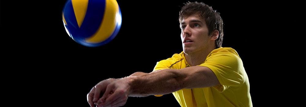 Intermediate Volleyball - ENS110B