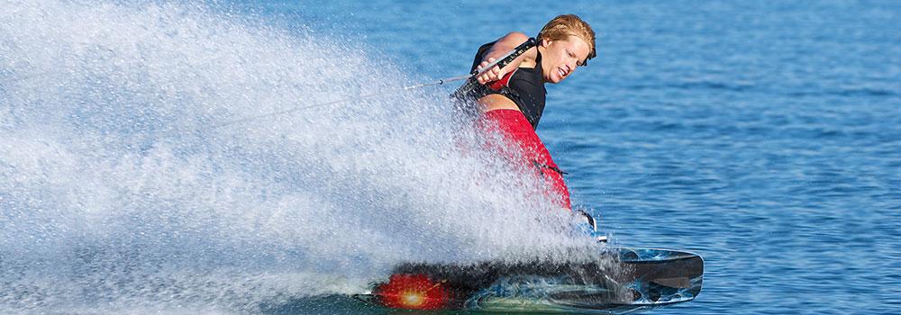 Advanced Wakeboarding & Waterski - ENS138