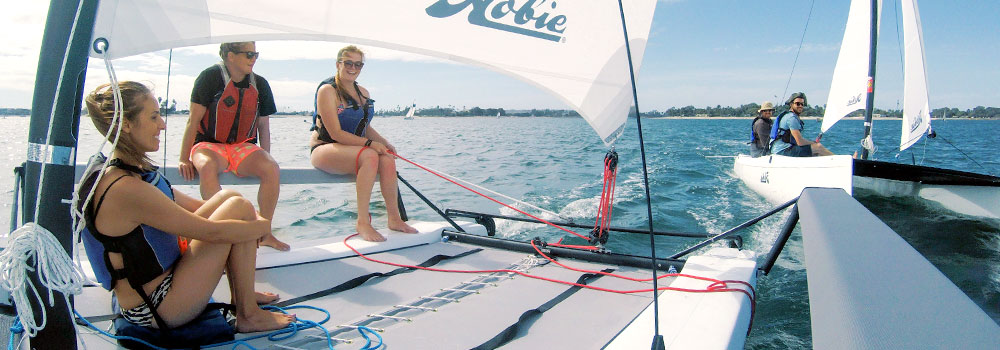 Sailing - ENS124