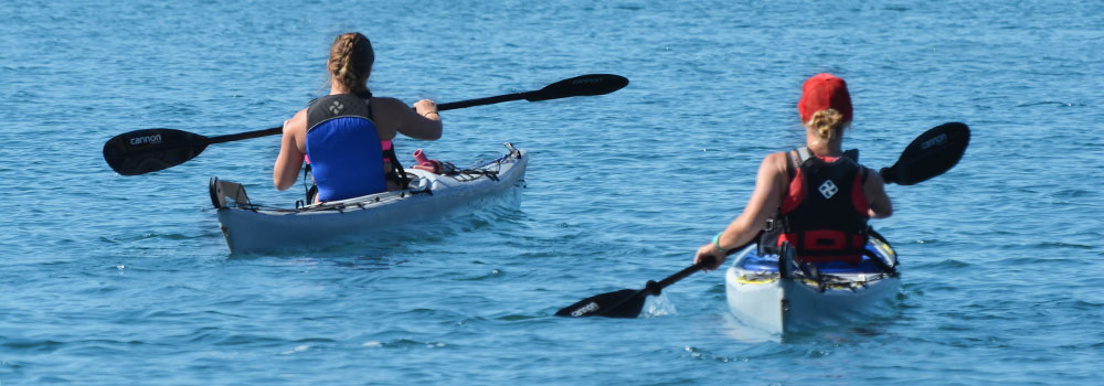 Sea Kayaking - ENS138