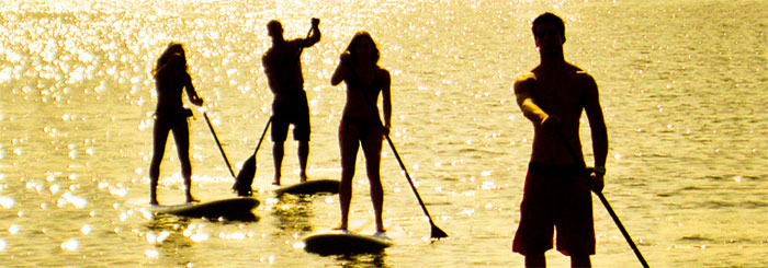 Stand Up Paddling - ENS122