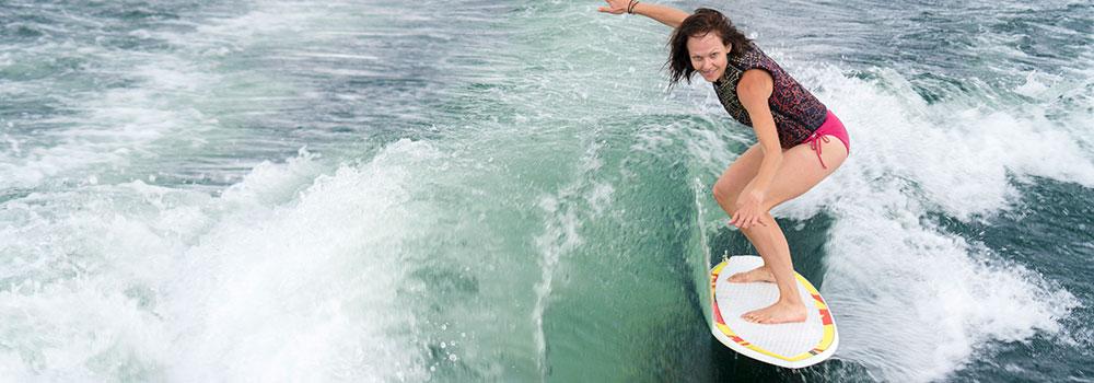 Wakesurfing - ENS138