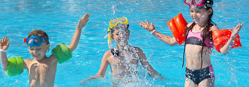 Kids at the Pool Fun
