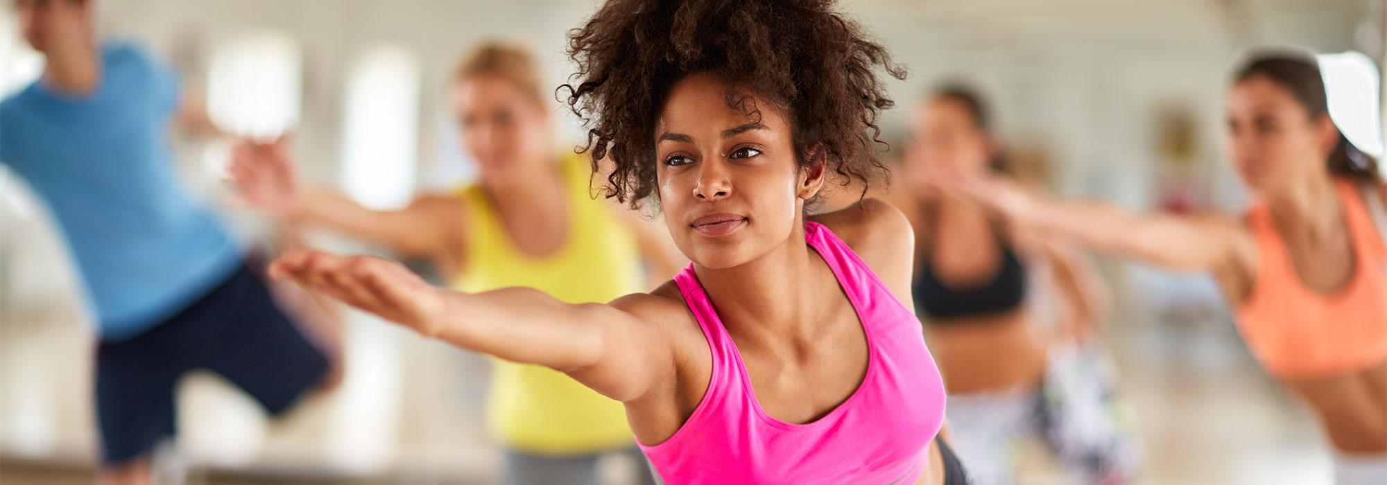 Group Fitness TRX Class