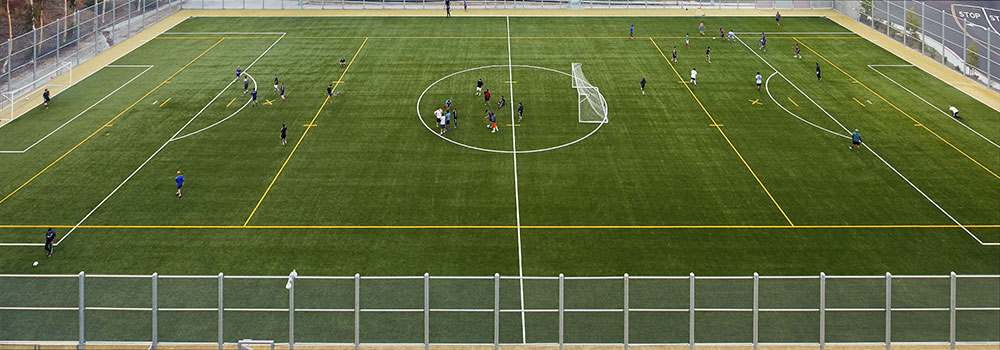 Recreation Field Location