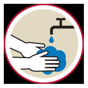 Hands Wash Icon