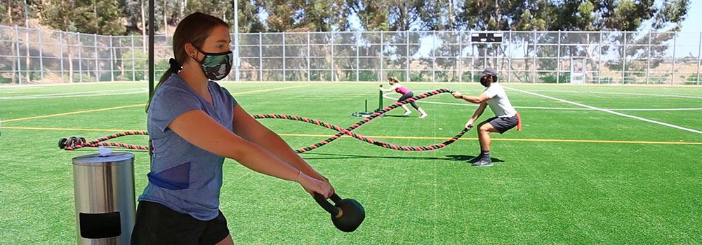 Rec Field Fitness