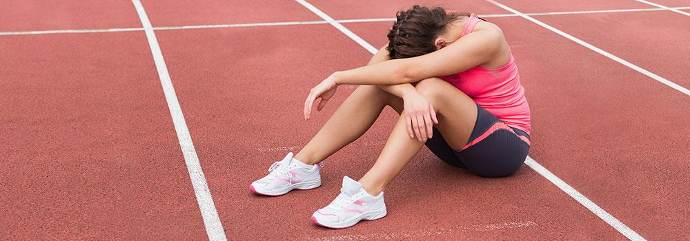 Sad Runner