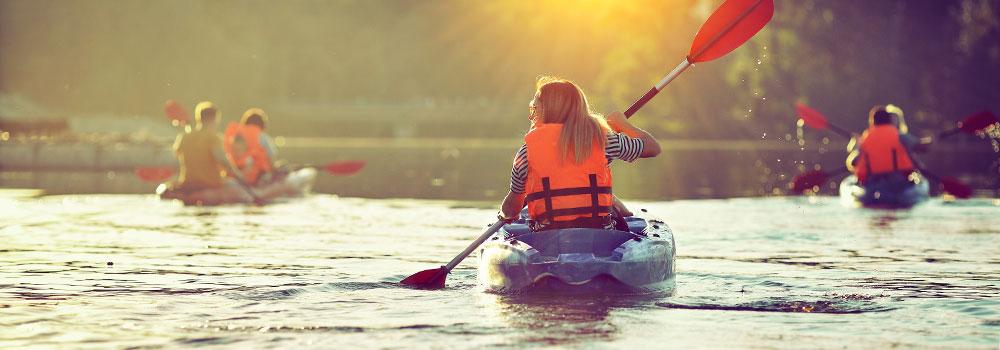 Introduction to Kayaking
