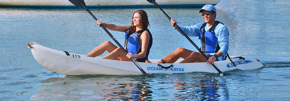 Sit On Top Kayak Rental