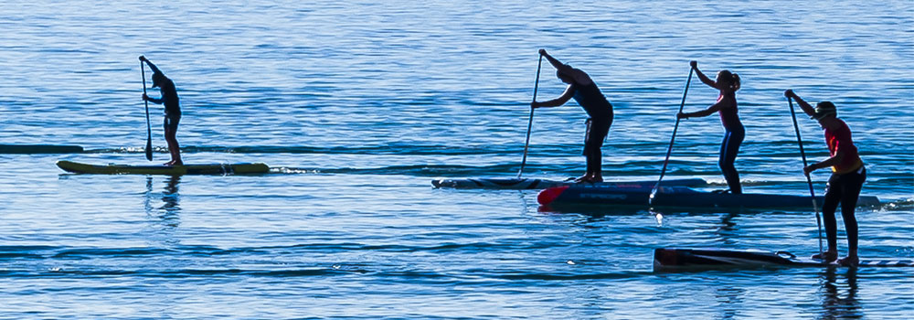 Stand Up Paddleboard Touring Clinic