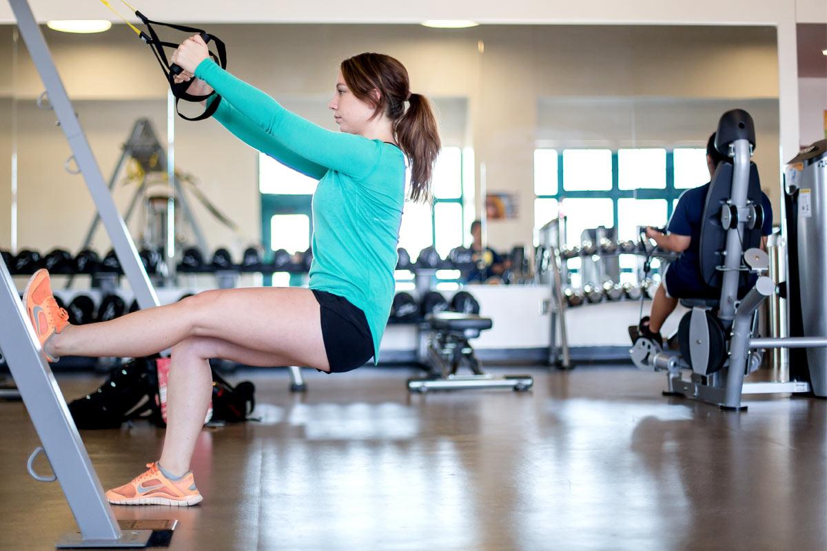 ARC Express workout