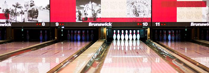 Aztec Lanes Bowling