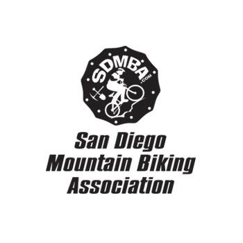 San Diego Mountain Biking Association Logo