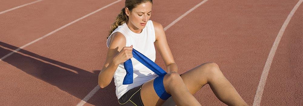Athletic Training Woman