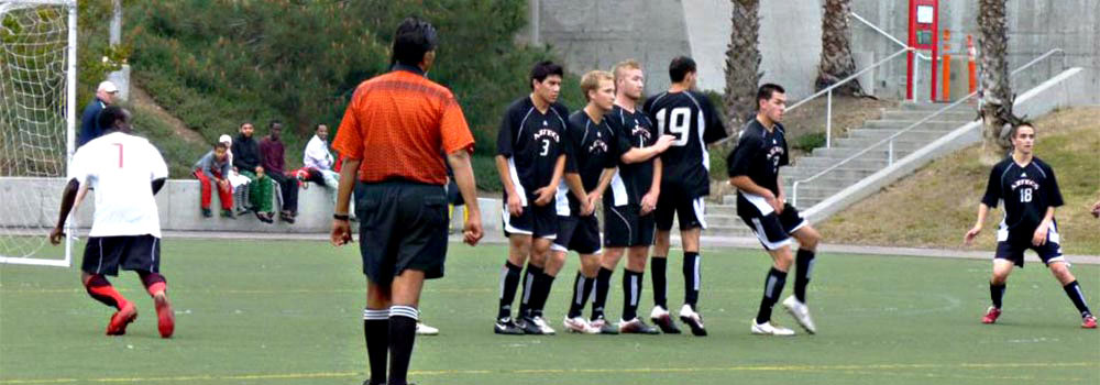 Men's Soccer Club Roster