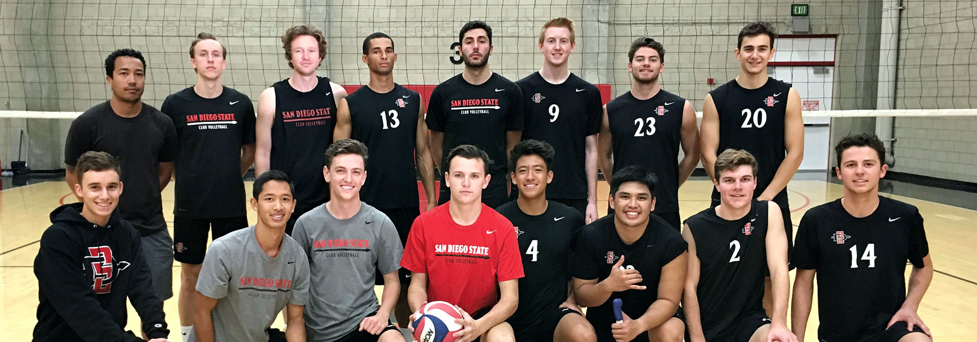 Men's Volleyball Club Team