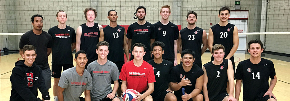 Men's Volleyball Club