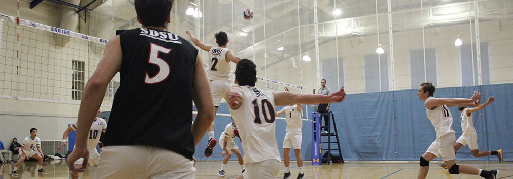 Men's Volleyball Club News