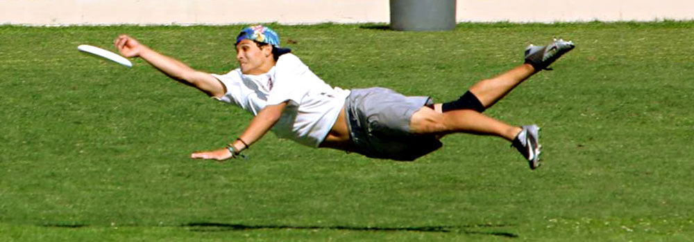 Men's Ultimate Frisbee Sport Club