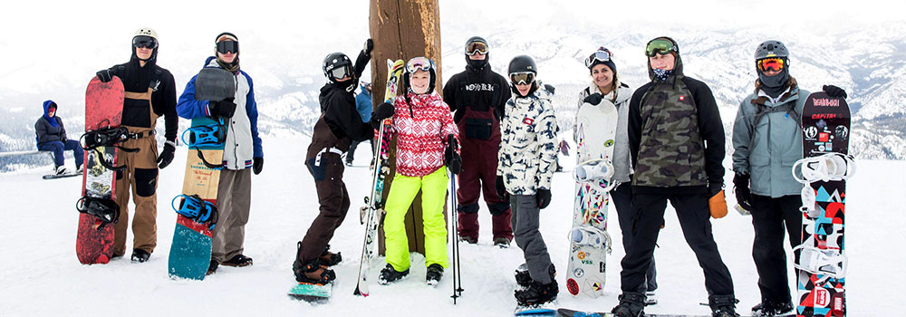 Ski & Snowbaord Club Team