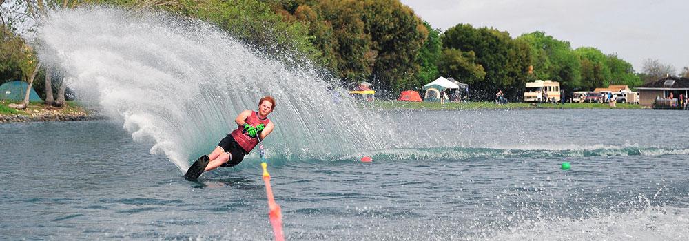 Waterski & Wakesports Club Member Wakeboarding