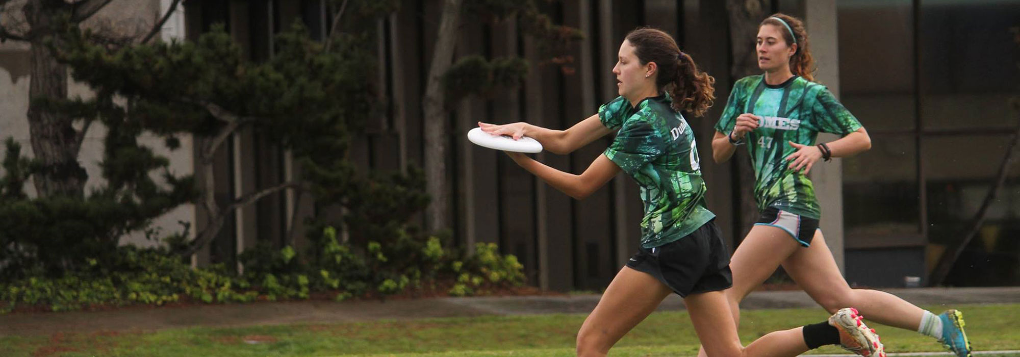 Women's Ultimate Frisbee Club