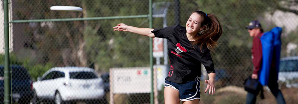 About Women's Ultimate Frisbee Club